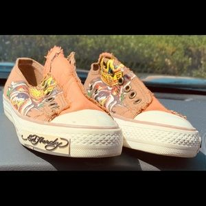 Women's ed hardy sneakers
